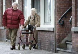 Levensverwachting ouderen sterk gestegen