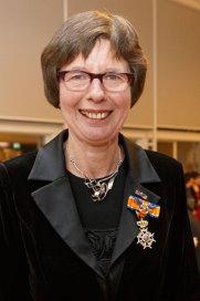 Sint krijgt onderscheiding Officier in de Orde van Oranje Nassau