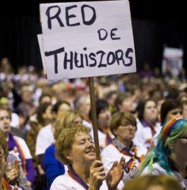 TSN Thuiszorg daagt Nijkerk voor de rechter