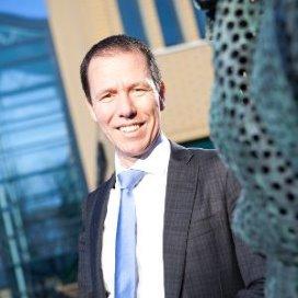 Mark van Houdenhoven wordt hoogleraar