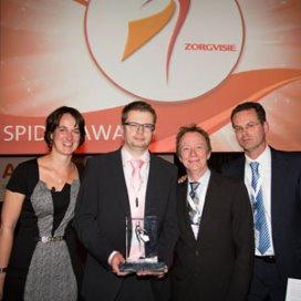 Cliëntkompas wint Spider Award 2013
