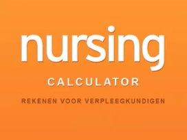Nursing komt met app voor verpleegkundig rekenen