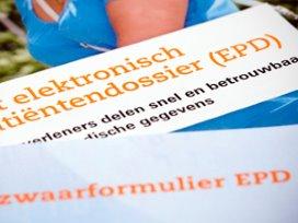 'EPD kan doorstart maken'