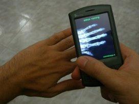 Smartphone voor blinden op de markt