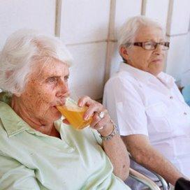 Rijkere ouderen doen minder beroep op zorg