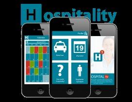 AMC lanceert Hospitality App