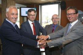 Zorgpartners Midden-Holland sluit uniek servicecontract