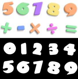 cijfers.van plastic.foto stockexchange.jpg