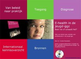 Kenniscentrum lanceert e-healthboek jeugd-ggz