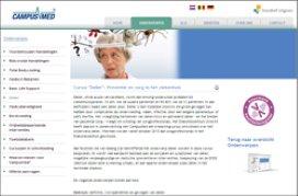 E-cursus over delier voor betere zorg ouderen