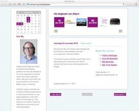 Stichting Parlandi start digitaal dagboek voor patiënten