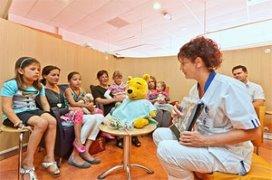 Digitaal fotoboek ter voorbereiding kinderen op operatie