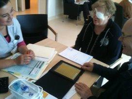 EyePad reduceert angst in Het Oogziekenhuis