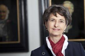 Yvonne van Rooy nu echt NVZ-voorzitter
