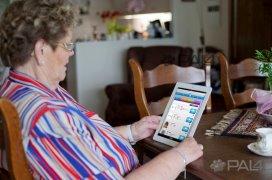 'iPad veilig inzetbaar voor zorg op afstand'