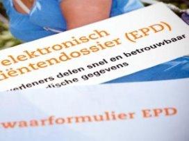 Afwijzing EPD door Eerste Kamer gemiste kans voor patiënt