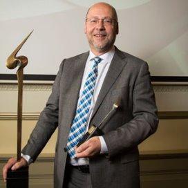 Willy Spaan Zorgmanager van het Jaar 2014