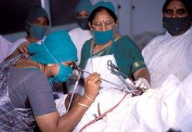 Indiaas OK-personeel belast artsen