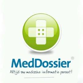 Friese zorgorganisaties lanceren MedDossier voor Android