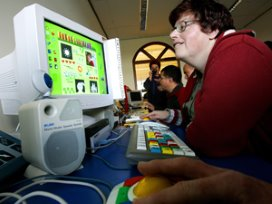 'Verstandelijk gehandicapten moeten meer bewegen'