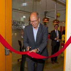 Bestuursvoorzitter Frank de Reij opende Meander Innovation Center in het nieuwe ziekenhuis in Amersfoort op feestelijke wijze