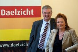 Buijks-Schmitz en Valkenborgh nieuwe bestuursleden Daelzicht