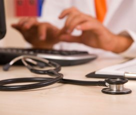 'Organiseer medisch dossier rondom patiënt'