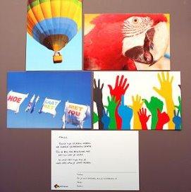 GGZ Friesland zet ansichtkaart in tegen suïcide