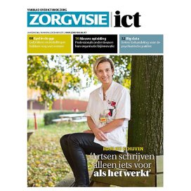 Cover ZV ict magazine nr 6
