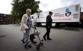 Ziekenhuis start mobiele radiologieafdeling