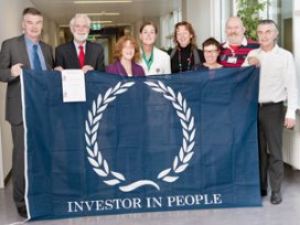 'Investor in People' keurmerk voor St. Antonius