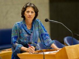 Staatssecretaris excuseert zich voor handgebaar