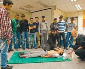 Reanimatietraining helpt in de strijd tegen geweld hulpverleners