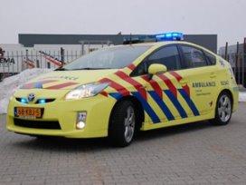 Rapid Responder versterkt ambulancepost Friesland
