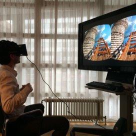 Virtual reality betreedt ggz