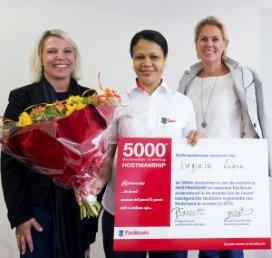 Vijfduizendste 'hostman' aan de slag bij IJsselland ziekenhuis