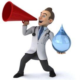 TNO: ziekenhuizen slecht voorbereid op wateroverlast