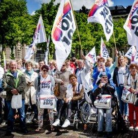 Peiling: meerderheid VVD-stemmers tegen bezuinigingen zorg