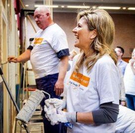 De Regenboog Groep zoekt 365 nieuwe vrijwilligers