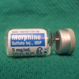 KNMG wijst artsen op juist gebruik morfine