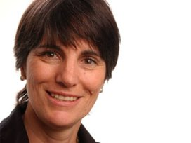 Eileen Hutton is hoogleraar verloskunde bij VUmc