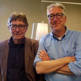 Bert Holman en Hans-Martin Don