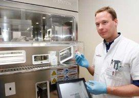 Robot beperkt verspilling dure medicijnen