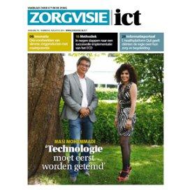 Zorgvisie ict magazine