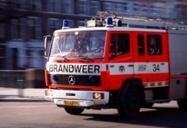 Negen zwaargewonden door brand Geinsche Hof