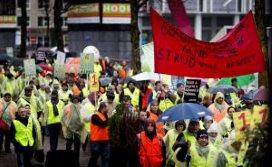 Actie voor betere arbeidsvoorwaarden verpleeghuissector