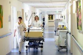 Historisch laag ziekteverzuim in de zorg