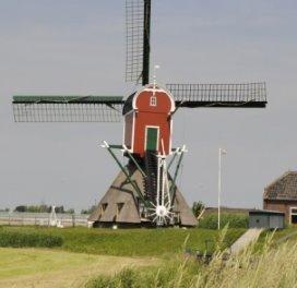 Kaag-Braassem Hoogmadese molen
