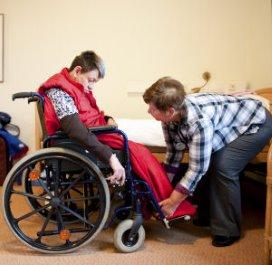 Thuis wonen moeilijk in Wet langdurige zorg