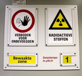 Internationale normen radioactief ziekenhuisafval